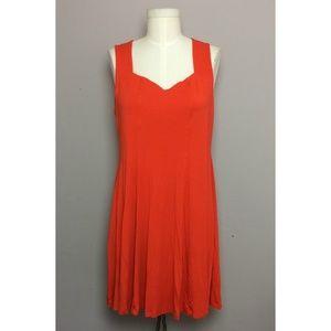 ASOS Fit n' Flare Dress w/ Sweetheart Neckline